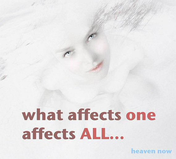 What Affects One, Affects All