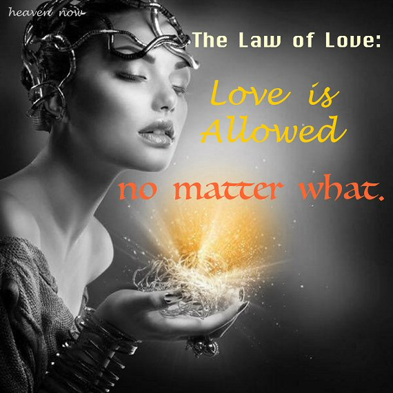 Love Is Allowed