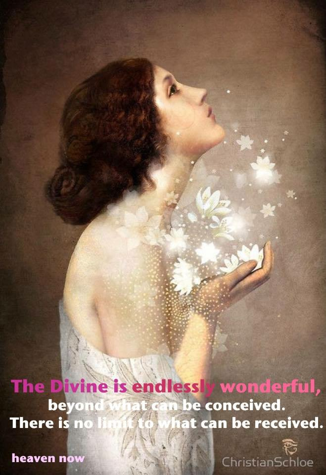 The Divine Is Endlessly Wonderful